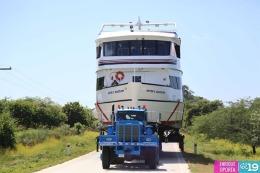 Arriba a Nicaragua modernoCrucero